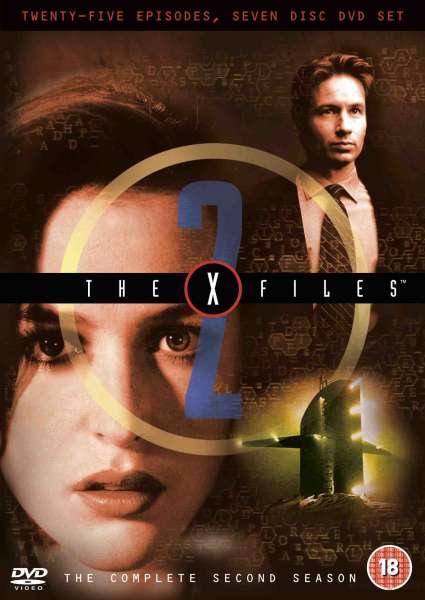 The X Files Season 2 M Lock Packaging Dvd Zavvi