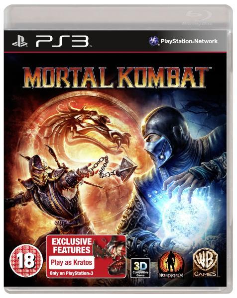 Mortal Kombat PS3 | Zavvi