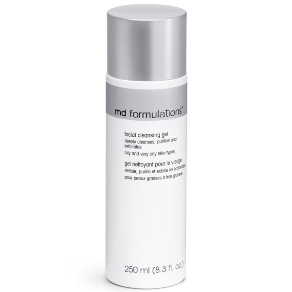 MD Formulations Facial Cleanser Gel Oily & Very Oily