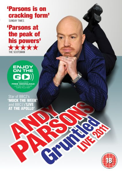 Andy Parsons: Gruntled Live 2011