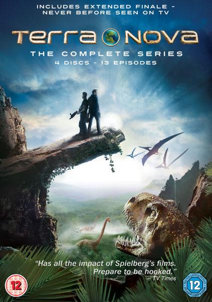 Terra Nova - Season 1 (Includes Extended Finale)