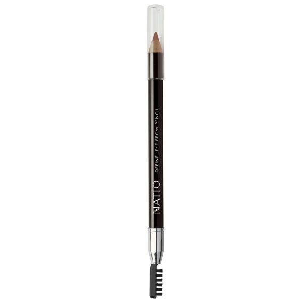 Natio Define Eye Brow Pencil - Hellbraun