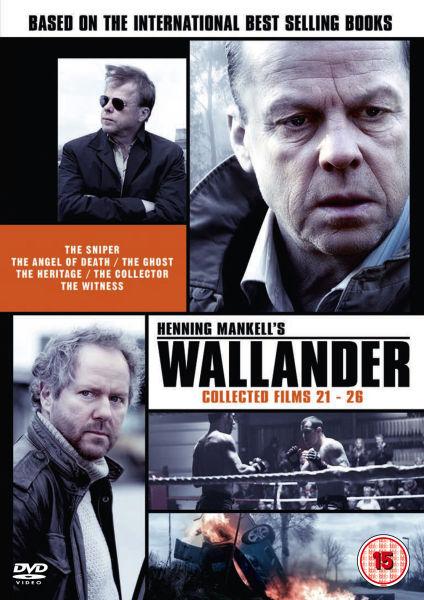 Wallander - Collection 21-26