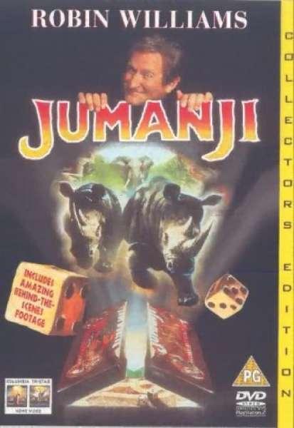 Jumanji [Collectors Edition]