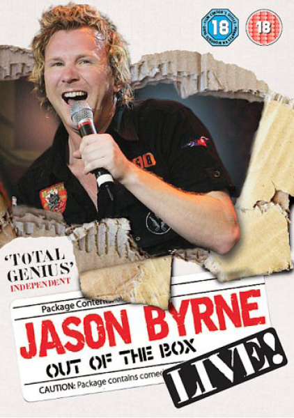 Jason Byrne - Out Of The Box Live!