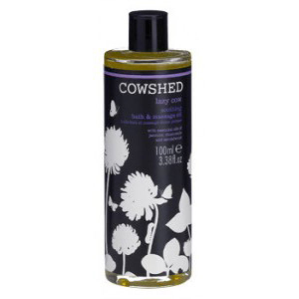 Cowshed Lazy Cow Soothing Bath & Massage Oil 100ml
