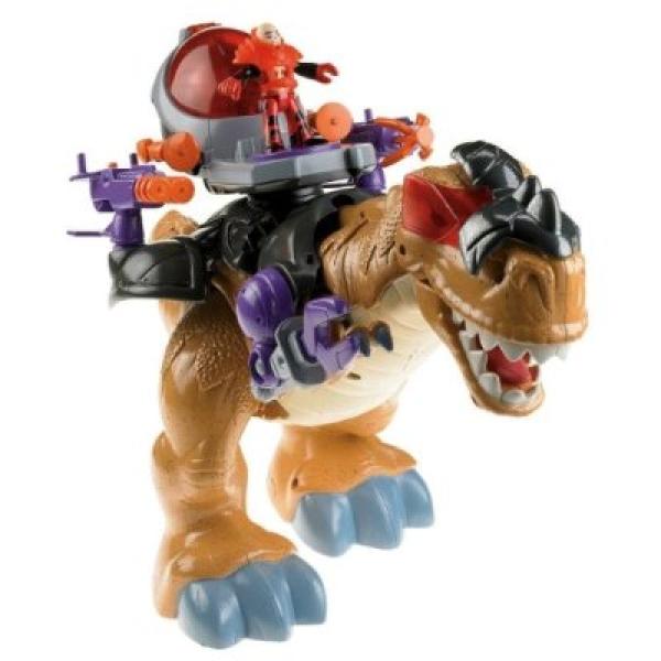 Dinosaurs Mdf Toy Box Childrens Storage Toys Games Books: Imaginext Mega T-Rex Playset Toys