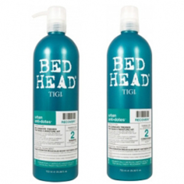 conditioner shampoo out head bed products straighten p recharge tigi