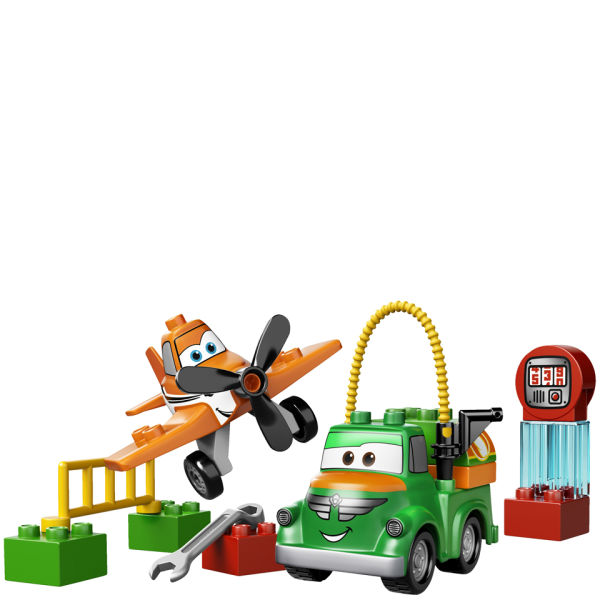 New Action Games For Ps3 : Lego duplo planes dusty and chug toys zavvi
