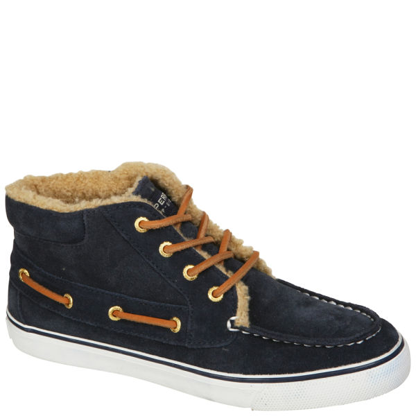 Sperry Women's Betty Ankle Boots - Navy Suede (Teddy)