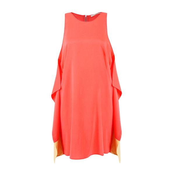 D.EFECT Women's Julia Dress - Fusion Coral