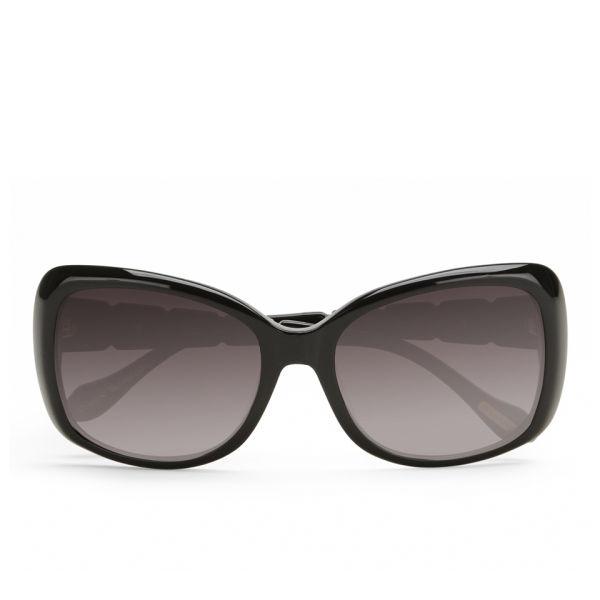 Vivienne Westwood Studded Sunglasses - Black/gold Vivienne Westwood LVv7EC