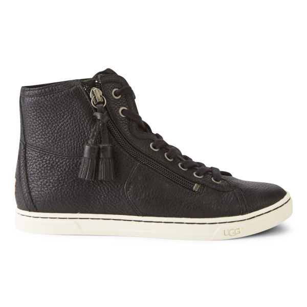 womens ugg high top trainers