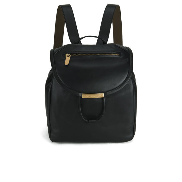 Marc by Marc Jacobs Luna Leather Backpack - Black