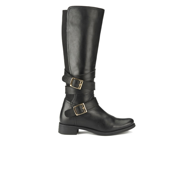 Ravel Women S Hawaii Knee High Leather Riding Boots