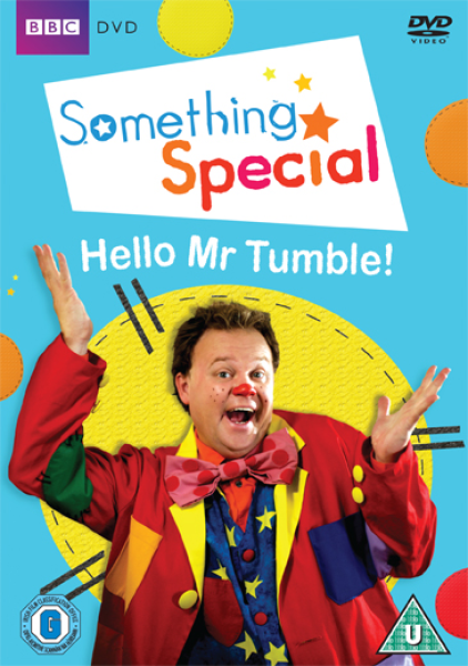 Something special hello mr tumble dvd - Something special ...