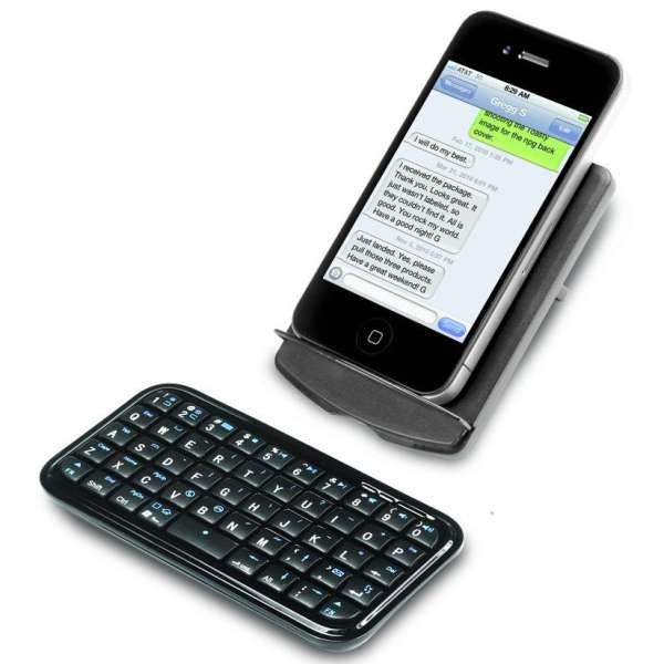 bluetooth keyboard for iphone ion itype bluetooth keyboard for iphone and smartphones 13691