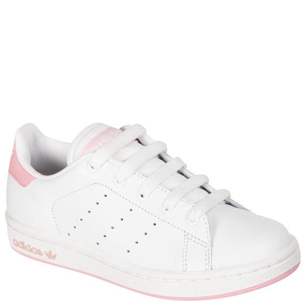 adidas kids stan smith trainers