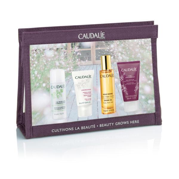 Caudalie Travel Kit Free Shipping Reviews Lookfantastic