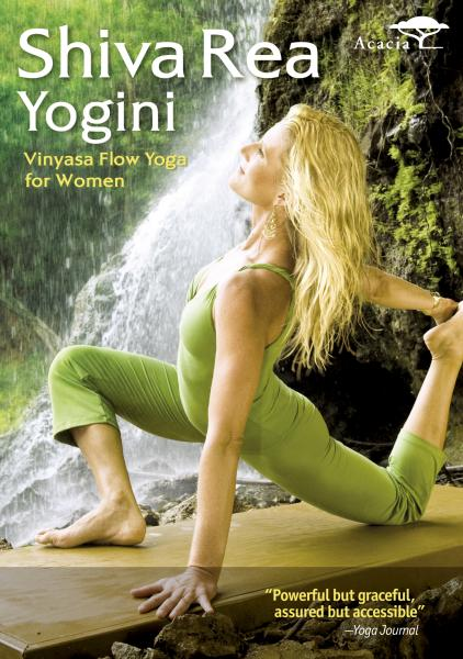 Shiva Rea: Yoga For Women