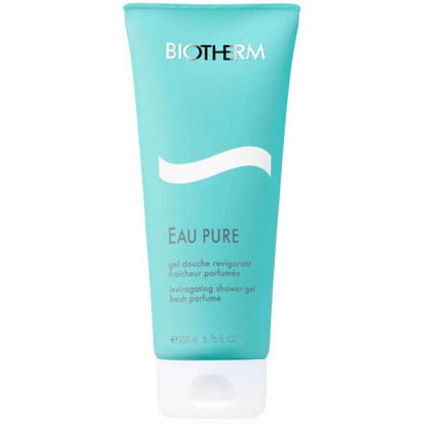 4de9e46e8a5 Biotherm Eau Pure Perfumed Shower Gel 200ml   Buy Online   Mankind