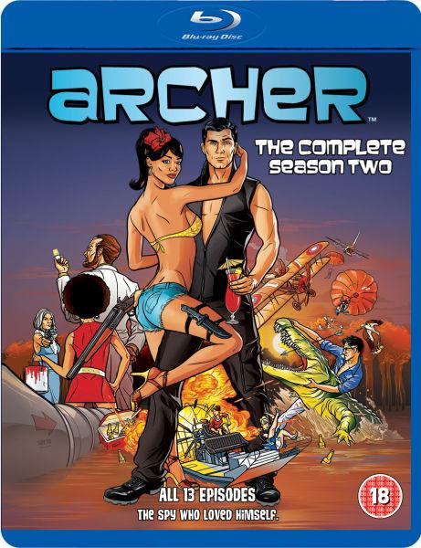 Archer - Saison 2