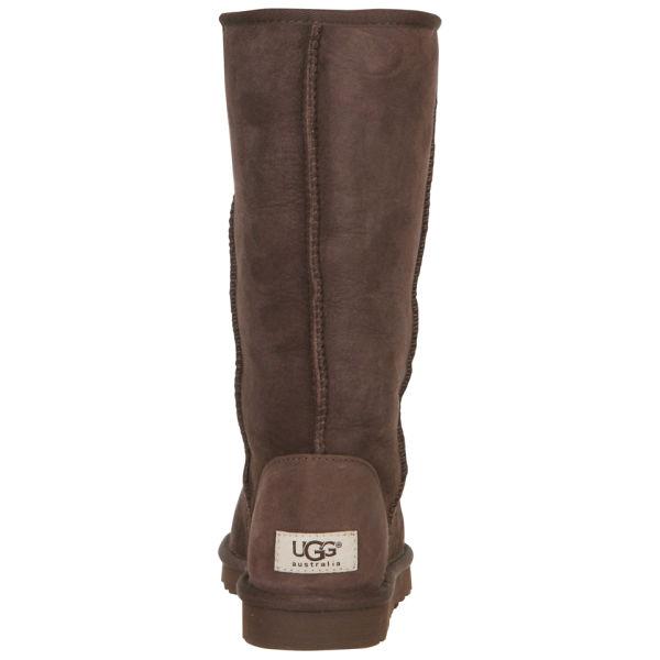 UGG Women's Classic Tall Sheepskin Boots - Chocolate: Image 5