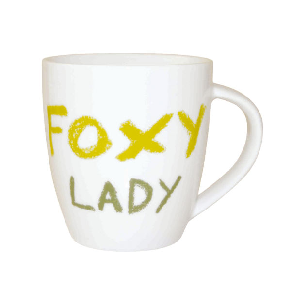 jamie oliver cheeky tasse in dose foxy lady sowia. Black Bedroom Furniture Sets. Home Design Ideas