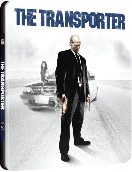 The Transporter Steel Pack