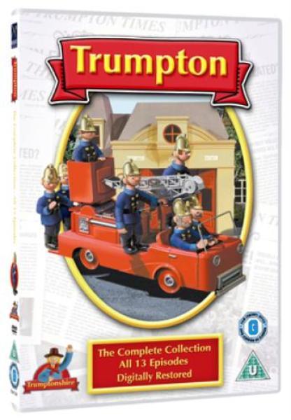 Trumpton Limited Edition Dvd Zavvi