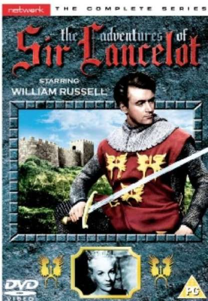 ADVENTURES OF SIR LANCELOT, THE (DVD)