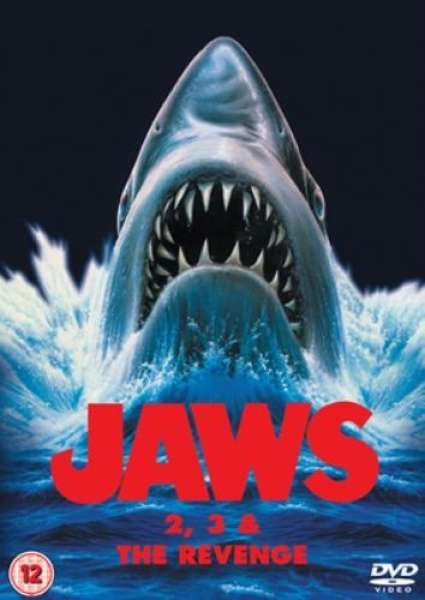 Jaws 2/Jaws 3/Jaws  - The Revenge