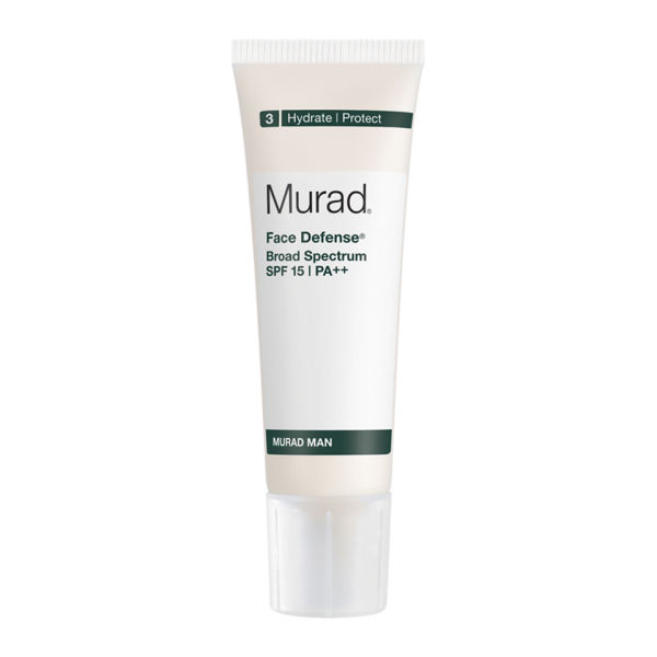 Murad Man Face Defense SPF 15 (50ml)