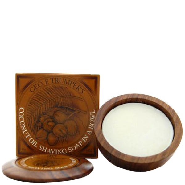 Geo. F. Trumper Trumpers Coconut Oil Hard Shaving Soap Refill 2.8oz