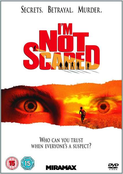 im not scared michele review The novel i'm not scared explores the playful and interesting world of childhood through the eyes of a nine year old kid in the hot, dry summer of 1978, michele, the main character, and his friends have nothing better to do than play new games and dares their small town aqua treverse only .