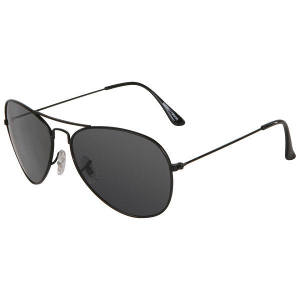 Washington Classic Aviator Sunglasses - Black Smoke Mens Accessories ... dc992b6de07