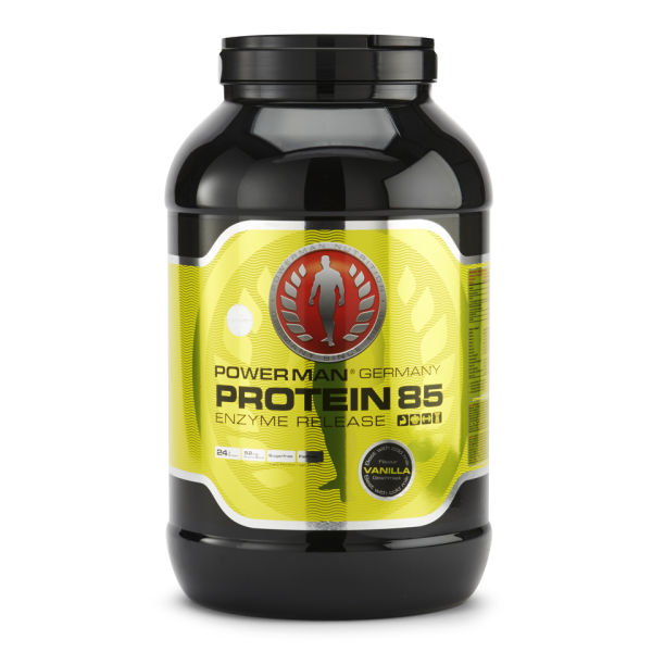 PowerMan Protein 85 Enzyme Release