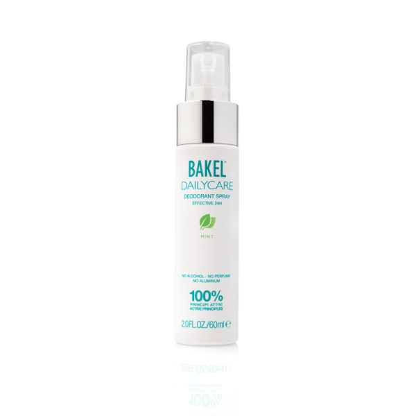 BAKEL Dailycare Deodorant Spray Effective 24H (2oz)