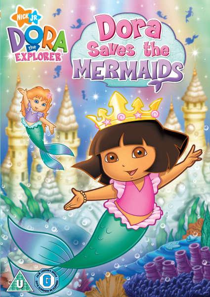 Dora The Explorer - Mermaid