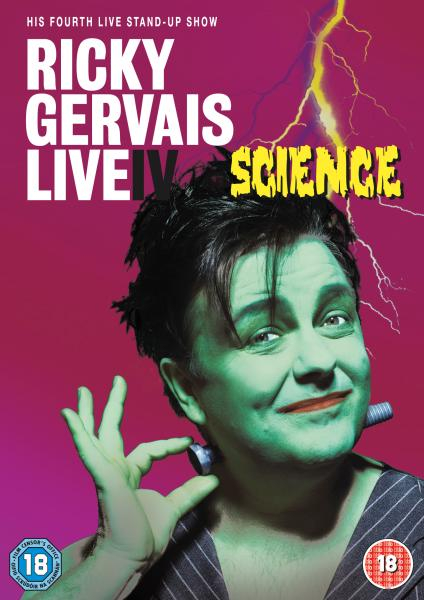 Ricky Gervais Live IV - Science
