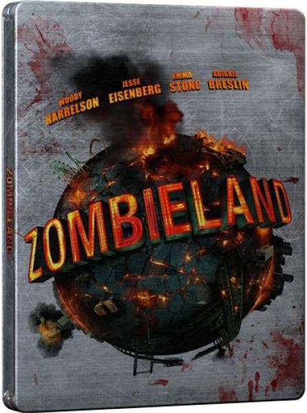 Zombieland Steelbook Edition Includes Ultraviolet Copy
