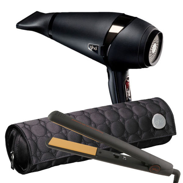 ghd IV Styler & Air Hair Dryer Duo