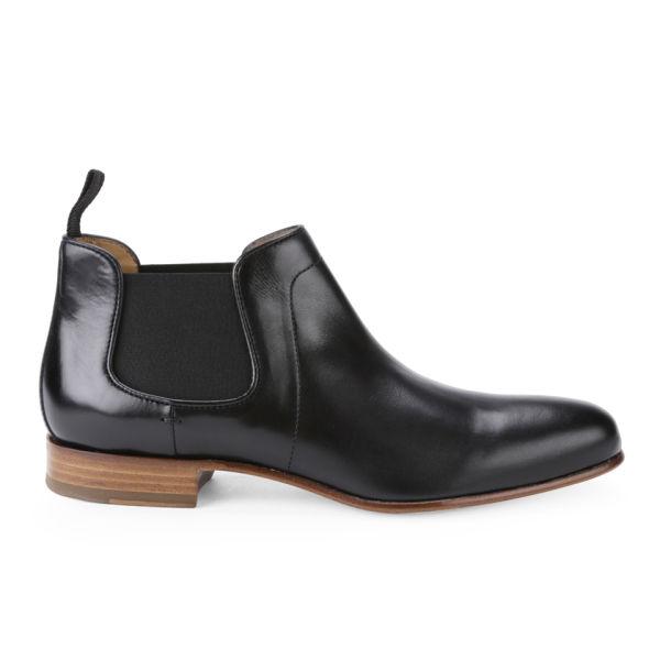 BOSS Hugo Boss Women's Malise Leather Chelsea Boots - Black
