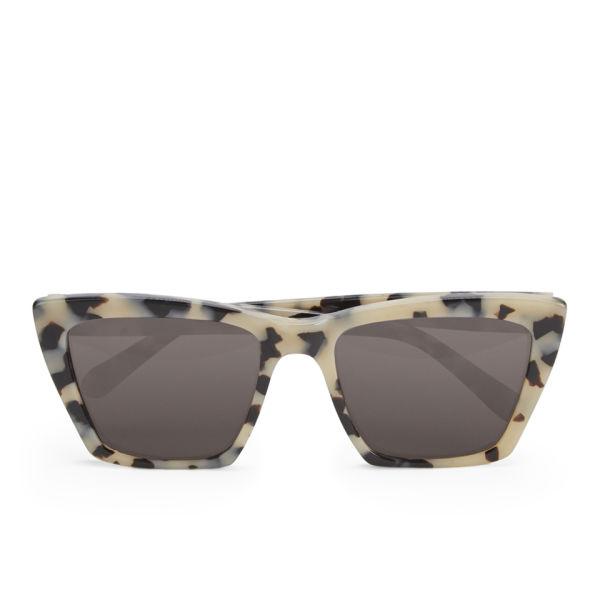 Prism Sydney Sunglasses  prism women s sydney tortoises wayfarer sunglasses cream