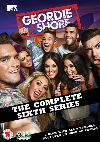 Geordie Shore - The Complete Sixth Series
