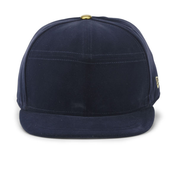 House of Holland New Era Women s Velvet Riding Cap - Navy - Free UK  Delivery over £50 988583579c4a