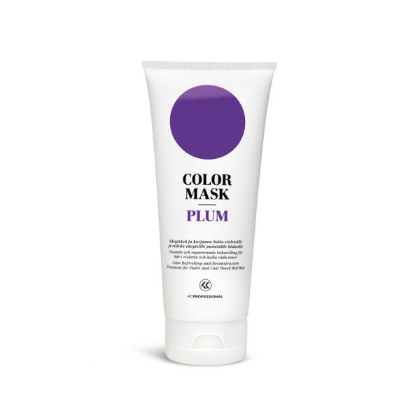 KC Professional Colour Mask -  Plum (200ml)
