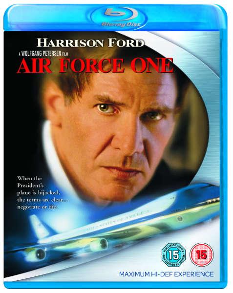 Air Force One 1997 BluRay 720p 690MB Dual Audio 5.1 ( Hindi – English ) ESubs MKV