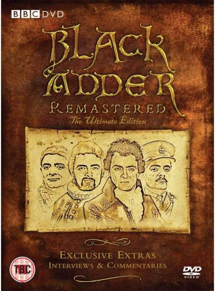 Black Adder - Ultimate Verzameling