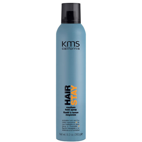 Kms California Hairstay Medium Hold Spray (Aerosol) (300ml)